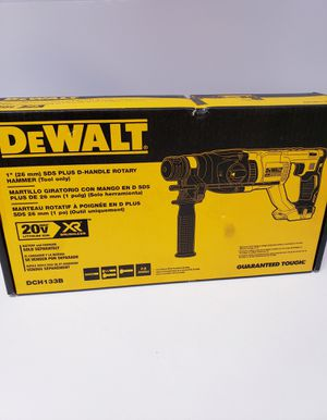 DeWALT DCH133B XR Rotary Hammer - $170 for Sale in Puyallup, WA