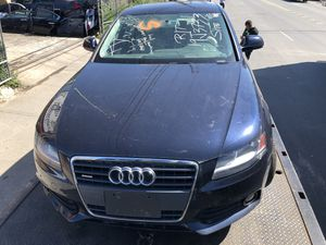 2009 Audi A4 Sedan 2.0L Turbo Parts for Sale in Queens, NY