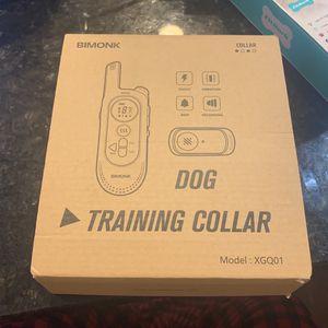 Dog Training Collar for Sale in Alexandria, VA