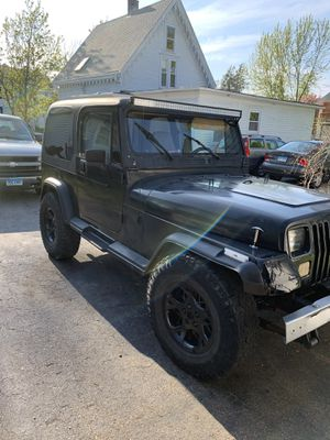 1992 Jeep Wrangler YJ for Sale in Stonington, CT