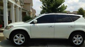 Great Shape. 2003 Nissan Murano AWDWheels for Sale in Boston, MA
