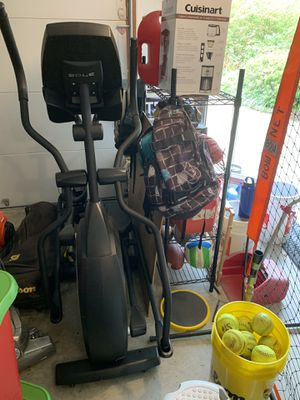 Elliptical machine, sole brand, 2009 for Sale in Chesapeake, VA