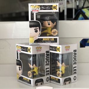 Funko Pop - BRUCE LEE (Flying Man) - Bait Exclusive - READ DESCRIPTION for Sale in Rowland Heights, CA
