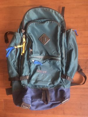 Kelty Red Wing LG Vintage Hiking Backpack VGUC *READ* for Sale in Waterford, CA