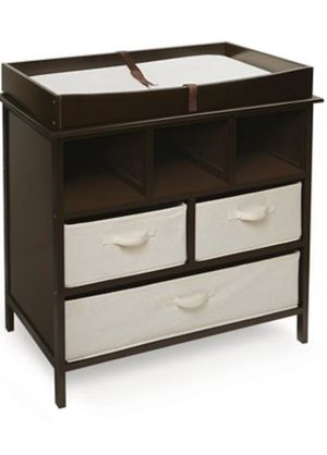 Changing table with pad for Sale in Staten Island, NY