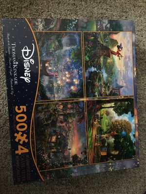 Disney puzzle for Sale in Port St. Lucie, FL
