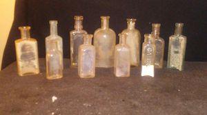 Antique bottles for Sale in Tucson, AZ