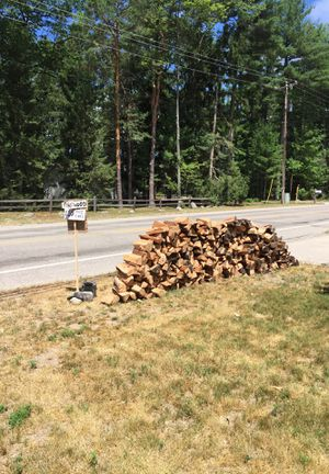 Firewood - Face Cords for Sale in Rapid City, MI