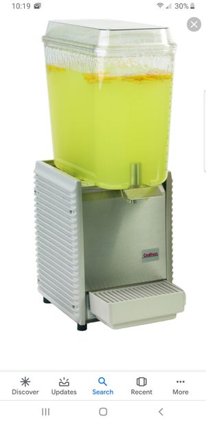 Crathco beverage fountain and chiller for Sale in Lansing, MI