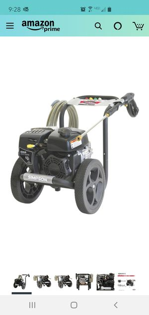 BRAND NEW Simpson Gas Pressure Washer for Sale in Beverly, MA