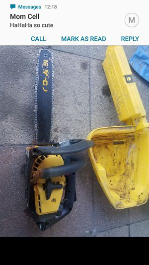 Chainsaw and Small Engine or Equipment Tuneup, Maintenance and Repair for Sale in Chicago, IL