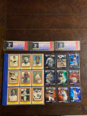 baseball cards plus more for Sale in Corona, CA