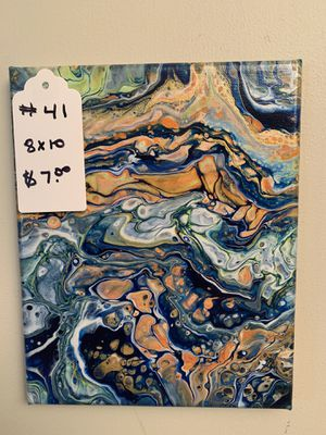 ACRYLIC PAINTINGS for Sale in Hampshire, IL