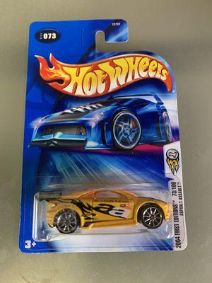 Hot wheels Asphalt Assault (2004 First Edition #73) black hood w/10 spokes for Sale in South Hackensack, NJ