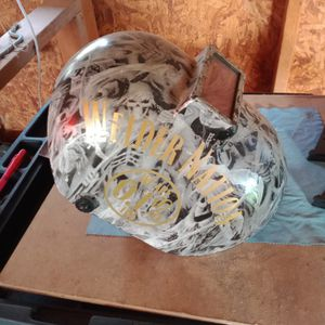 Welder Nation Hydrodipped Hood Fixed Autodark Lens for Sale in Converse, TX