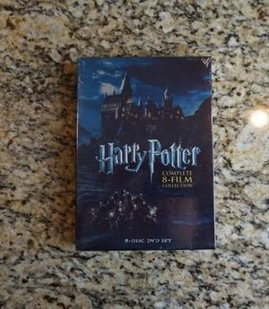 Harry Potter 8 Film DVD Set Complete 1-8 Collection for Sale in Murfreesboro, TN