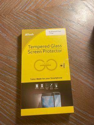 Iphone 8 plus/ 7 plus tempered glass for Sale in El Cajon, CA