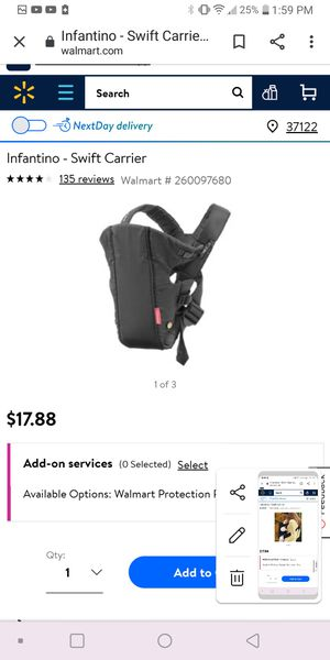 Baby Carrier for Sale in Hermitage, TN