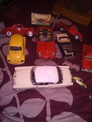 Old model cars for spacing for Sale in Winnsboro, TX