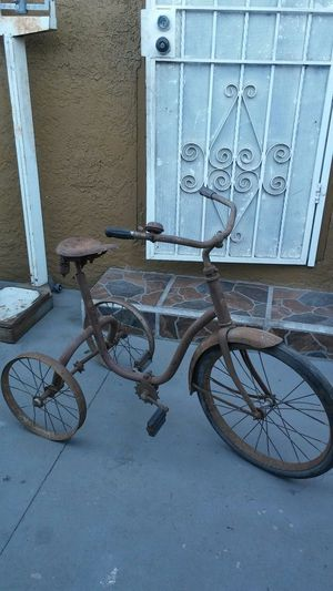 Old Tricycle for Sale in Los Angeles, CA