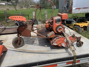 Antique ride on Jacobsen reel type mower for Sale in Canonsburg, PA