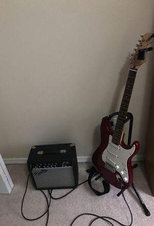GUITAR AND AMP FOR SALE for Sale in Anchorage, AK