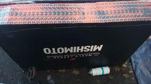 Mishimoto top mount high performance intercooler complete kit for Sale in Salt Lake City, UT