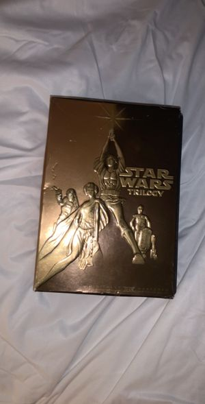 STAR WARS TRILOGY COLLECTION for Sale in Los Angeles, CA