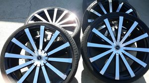 RIMS AND TIRES for Sale in Gardena, CA