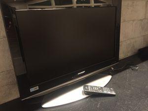 Sharp LCD TV Monitor for Sale in Lake Stevens, WA