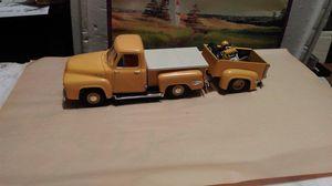 1950 Ford pickup and trailer (custom) model for Sale in Abilene, TX
