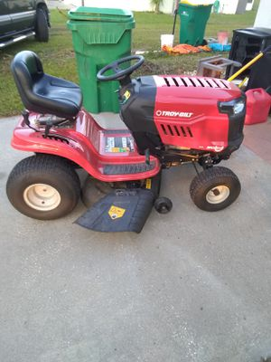 Troy Bolt 19hp auto for Sale in PT CHARLOTTE, FL