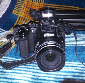 Nikon Coolpix P510 16.1 MP Digital Camera - 1080p - Black (376) for Sale in Harrisburg, PA