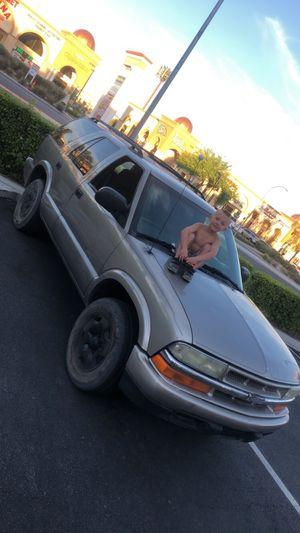 03 Chevy blazer for Sale in North Las Vegas, NV