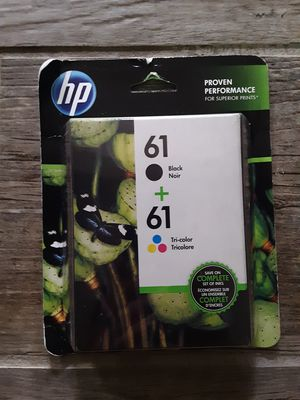 Hp Printer Ink 61 for Sale in Bellingham, WA