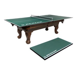 Official size Tennis Conversion Top, 100% Pre-assembled, Game room man cave Airbnb table games for Sale in Los Angeles, CA