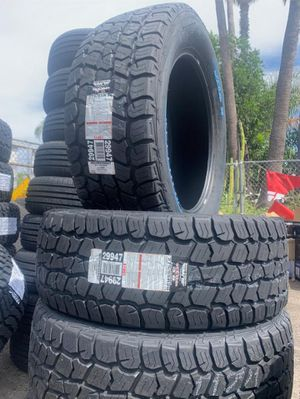 """20"""" Mickey Thompson Deegan Tires NEW All Terrain RWL 275/55R20......$149 EA ( Quantity Limited- Hurry) for Sale in Westminster, CA"""