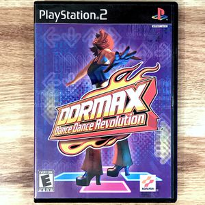 DDRMAX: Dance Dance Revolution PS2 Video Game for Sale in Pahrump, NV