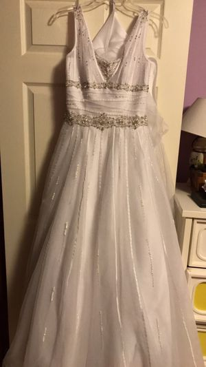 David's Bridal Wedding Dress for Sale in Mars, PA