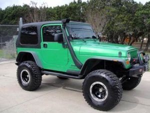 Asking $1200 Jeep Wrangler 2OO4 for Sale in Manakin-Sabot, VA