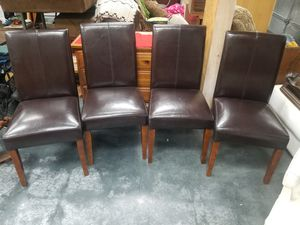 4 chairs for Sale in Cypress, CA