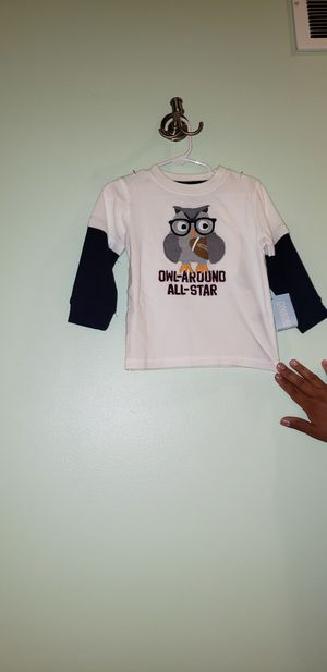 Gymboree new boys 18-24 tops for Sale in Streamwood, IL