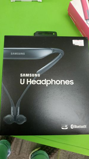 Samsunh u headphones for Sale in Amarillo, TX