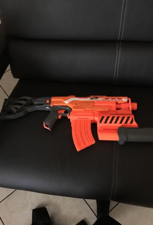 NERF gun Elite for Sale in Las Vegas, NV