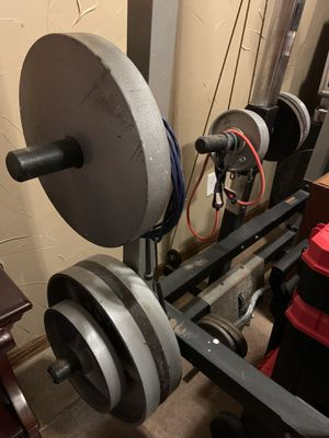Gold's Gym Set for Sale in Red Oak, TX