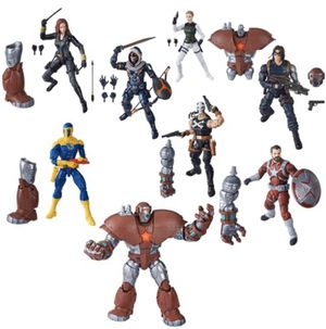 Marvel Legends Black Widow Movie Wave Set Crimson Dynamo BaF for Sale in Hacienda Heights, CA