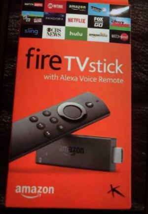 Firestick with kodi for Sale in Madera, CA