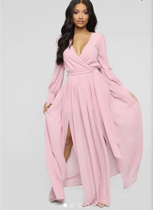 Pink Maxi Dress (XL)/Maternity Dress for Sale in Oxon Hill, MD