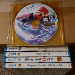 Nintendo Wii U game. Only disney infinity left for Sale in San Diego, CA