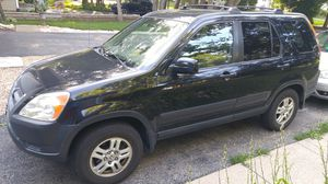 2003 Honda CRV Cr-v AWD for Sale in Naperville, IL